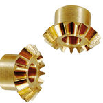 Brass Mitre Gear Mod 1 40T 1:1