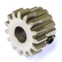 MOD 1 15 Tooth Tbot Steel Model Gear