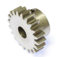 MOD 1 20 Tooth Tbot Steel Model Gear