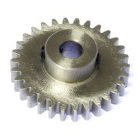 MOD 1 30 Tooth Tbot Steel Model Gear
