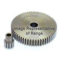 Steel Spur Gear MOD 1.5 20 Tooth