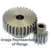 Steel Spur Gear MOD 2 40 Tooth