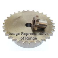 "06B Steel Chain Sprocket 3/8"" - 35T"