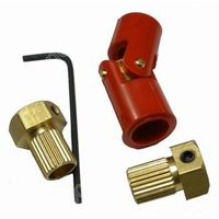 Reducing Universal Coupling 6mm to 3mm